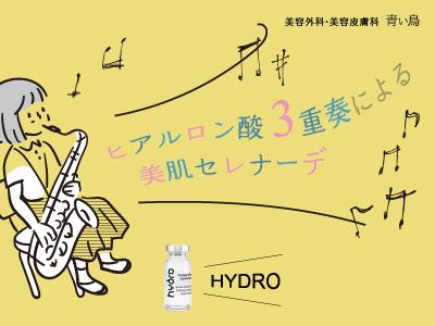 HYDRO(ハイドロ)