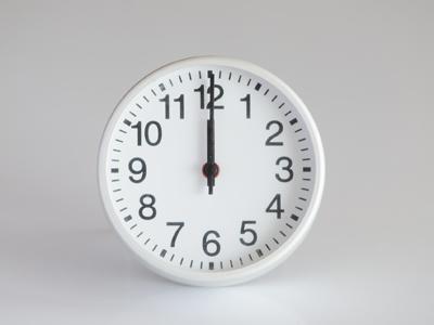 時間制限は12時間