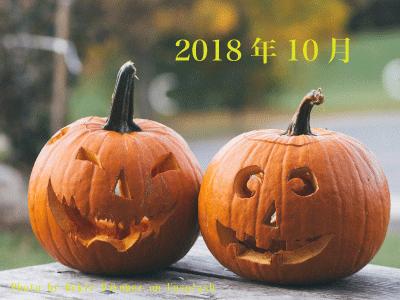 2018年10月の施術